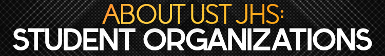 UST JHS Web Banner Student-Organizations